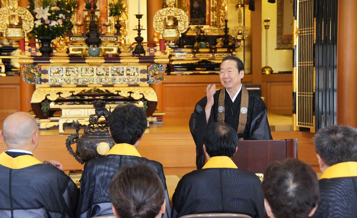 仏教講習会2018第一座